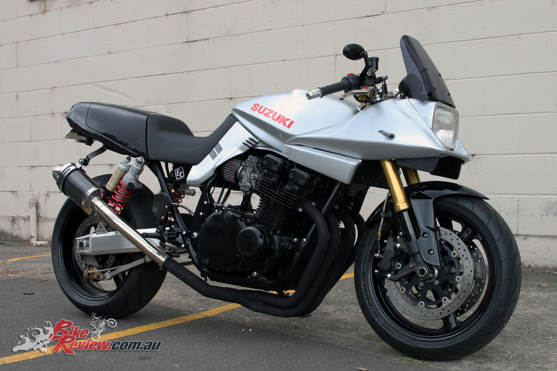 Suzuki Katana  Good Bike