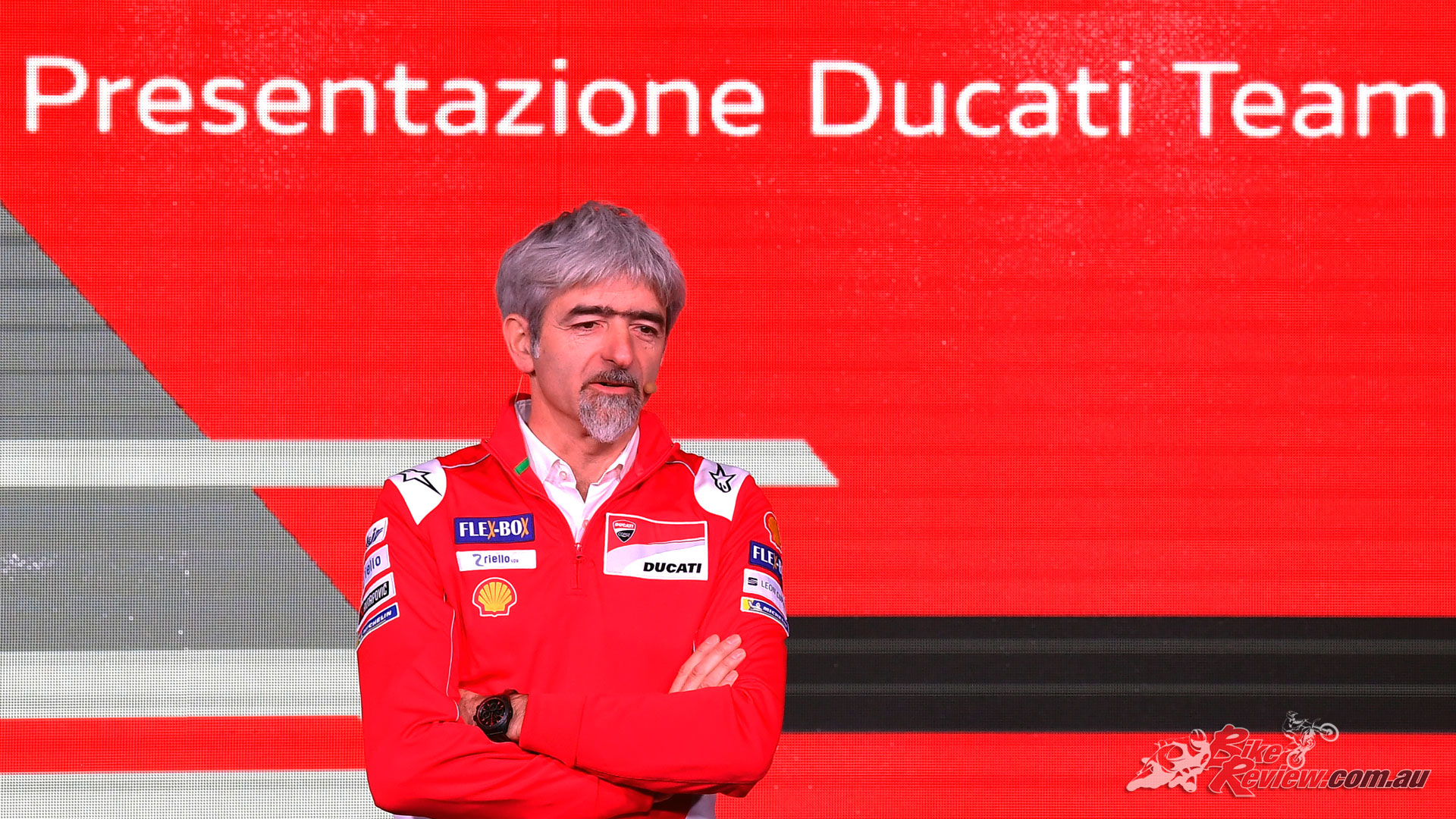2018 Ducati Team Presented In Borgo Panigale Bike Review