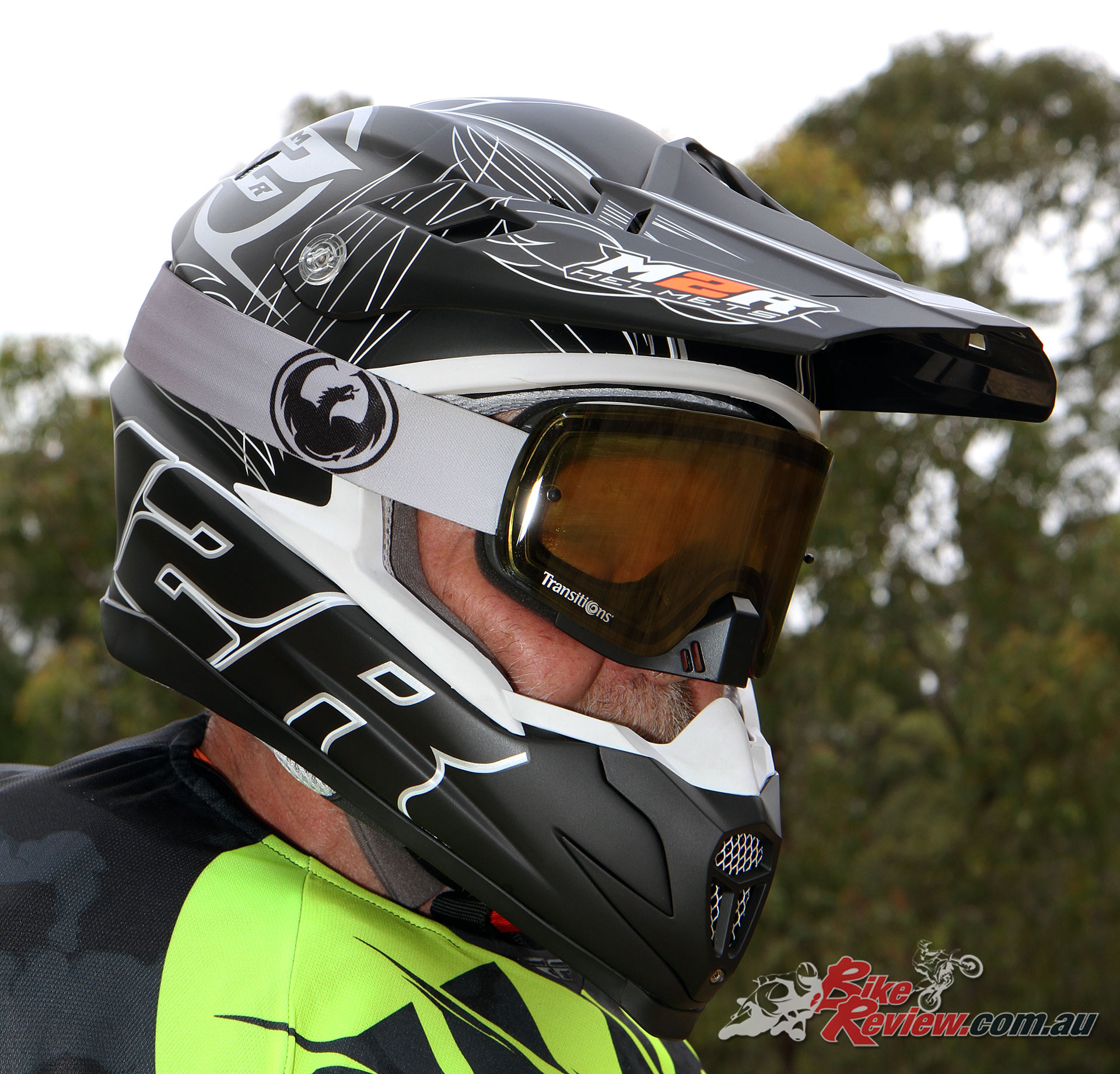 The M2R X-4.5 Helmet weighs just 1195g