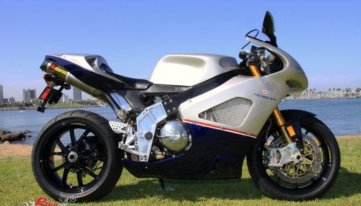 Custom: Roehr 1250sc 'American Superbike'