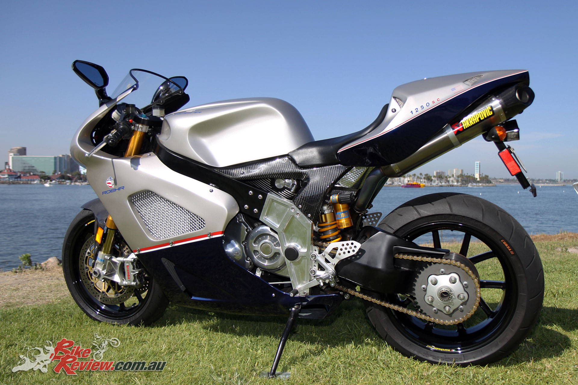 The Roehr 1250sc was even favourably comapred to Ducati's 1198