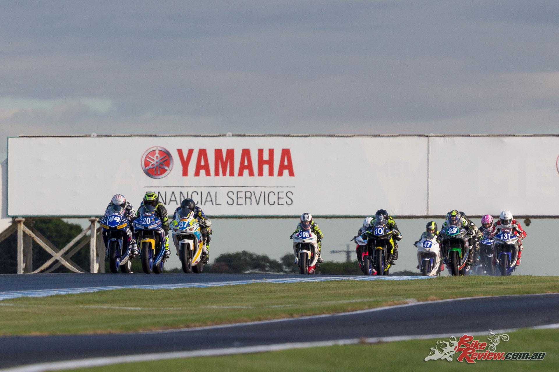 YMF R3 Cup - Image by TBG Sport