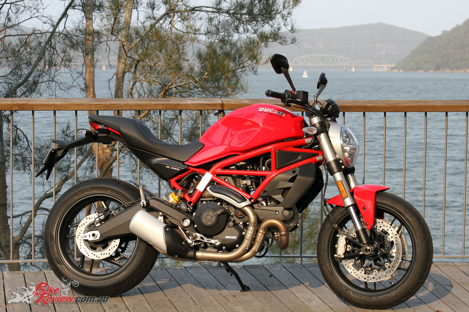 The Ducati 659 has returned for 2018 and is based on the 797 with a shorter