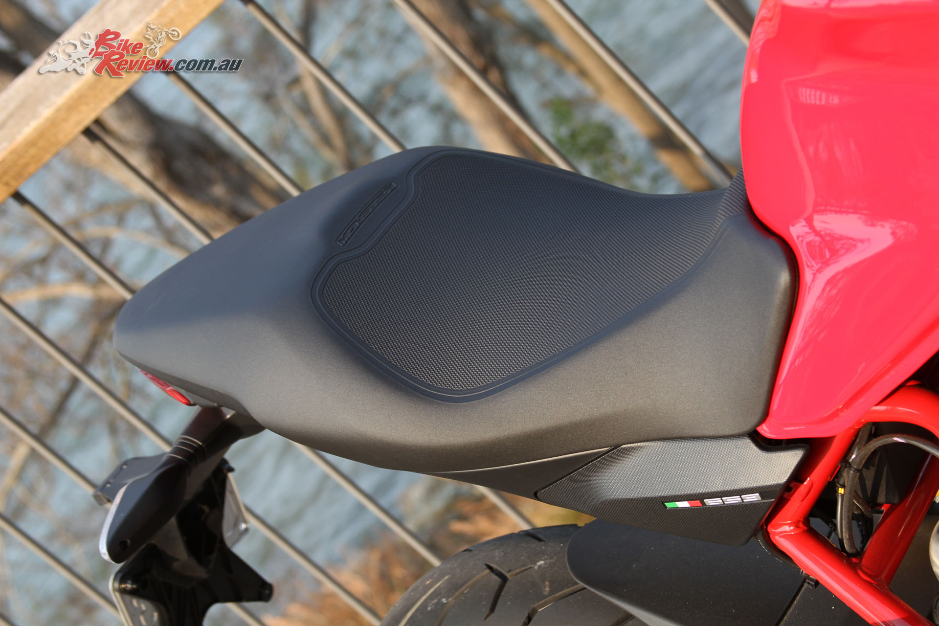 A low seat height is aimed directly at easy reach to the ground for new riders