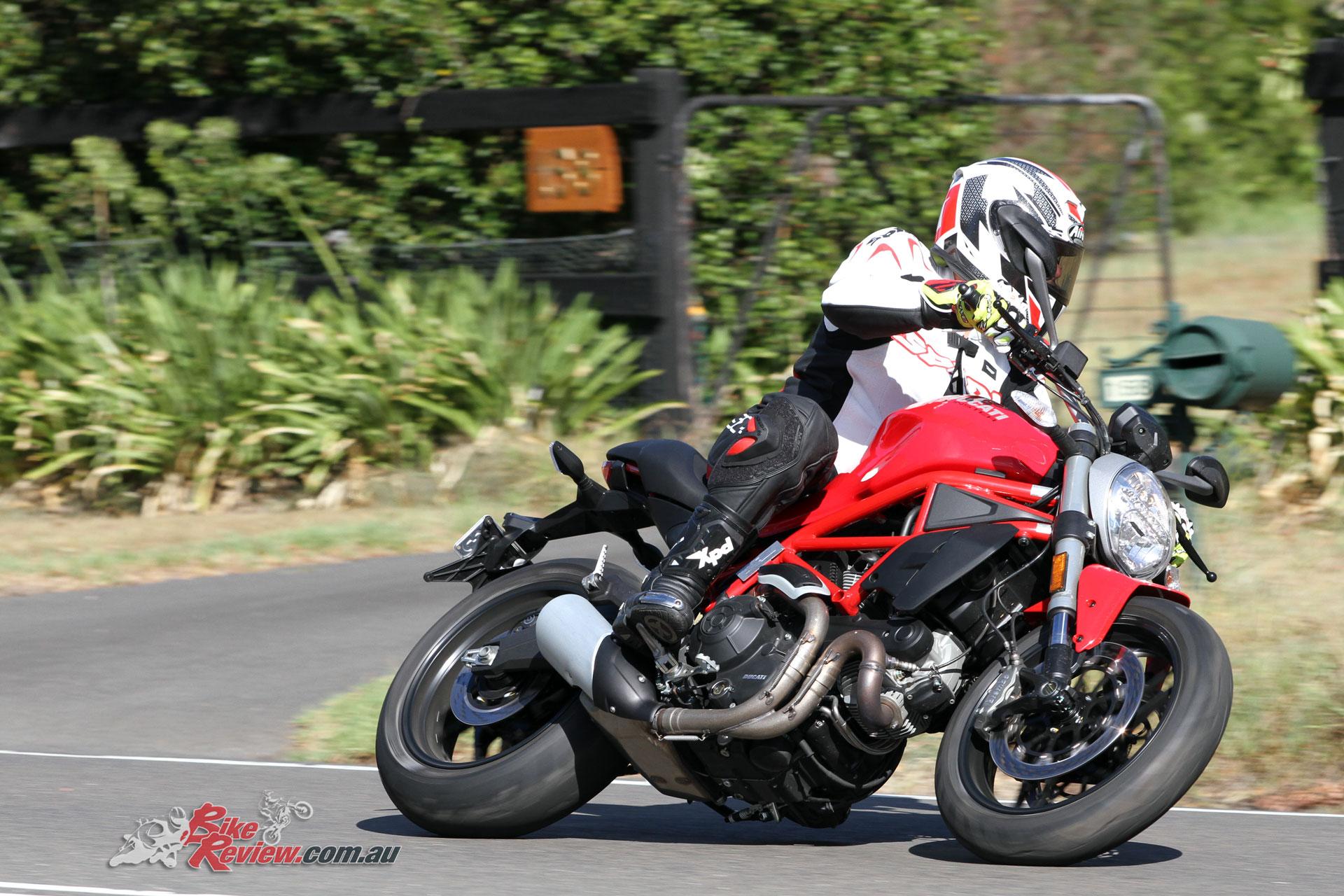 2018 Ducati Monster 659 LAMS