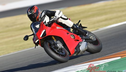 World Launch: Ducati Panigale V4 S First Ride!