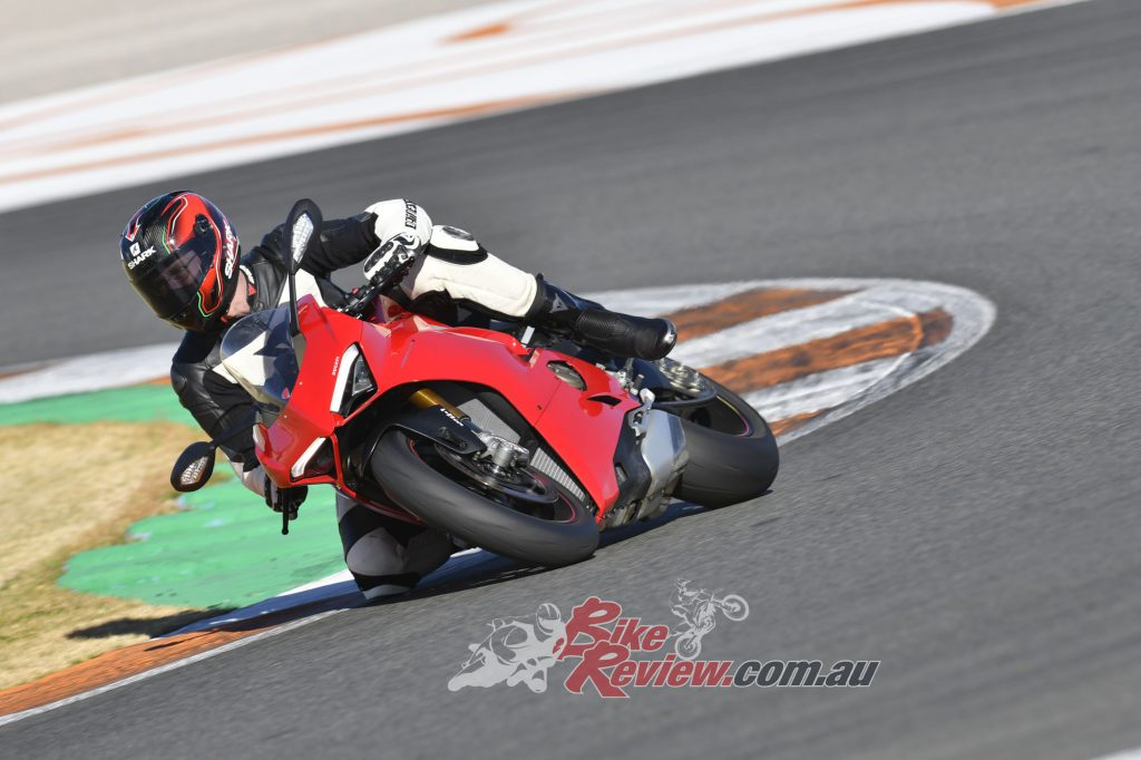 2018 Ducati Panigale V4 Worl Launch BikeReview17