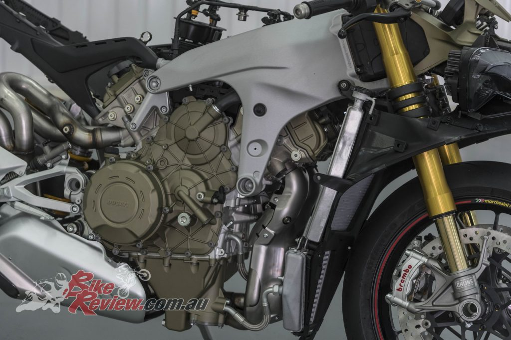 Ducati Panigale V4 World Launch