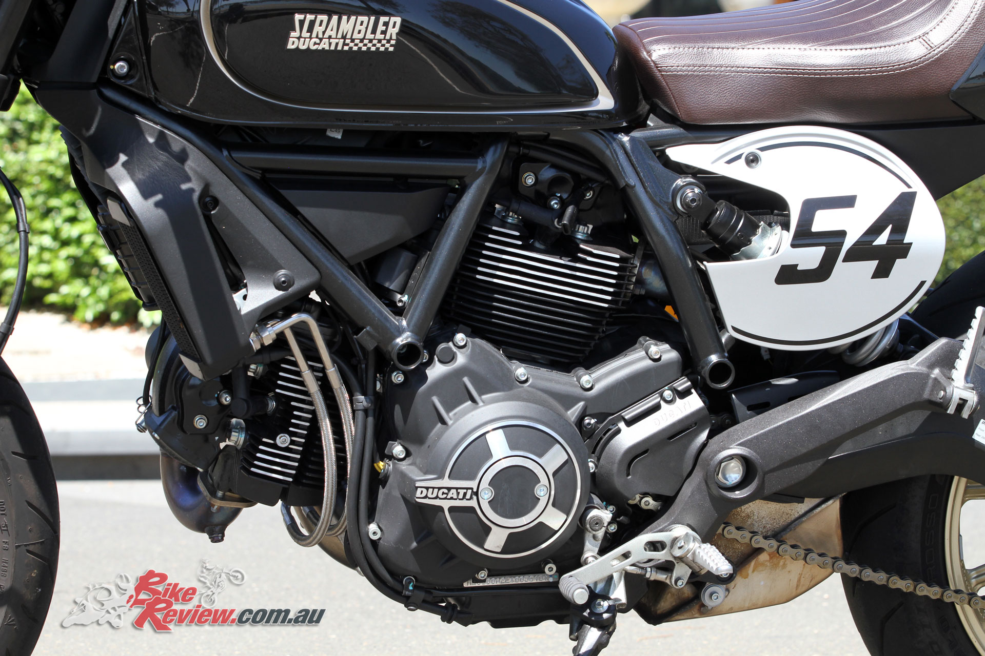 The 803cc powerplant is torquey, fun and offers more than enough ooomph for almost all road duties