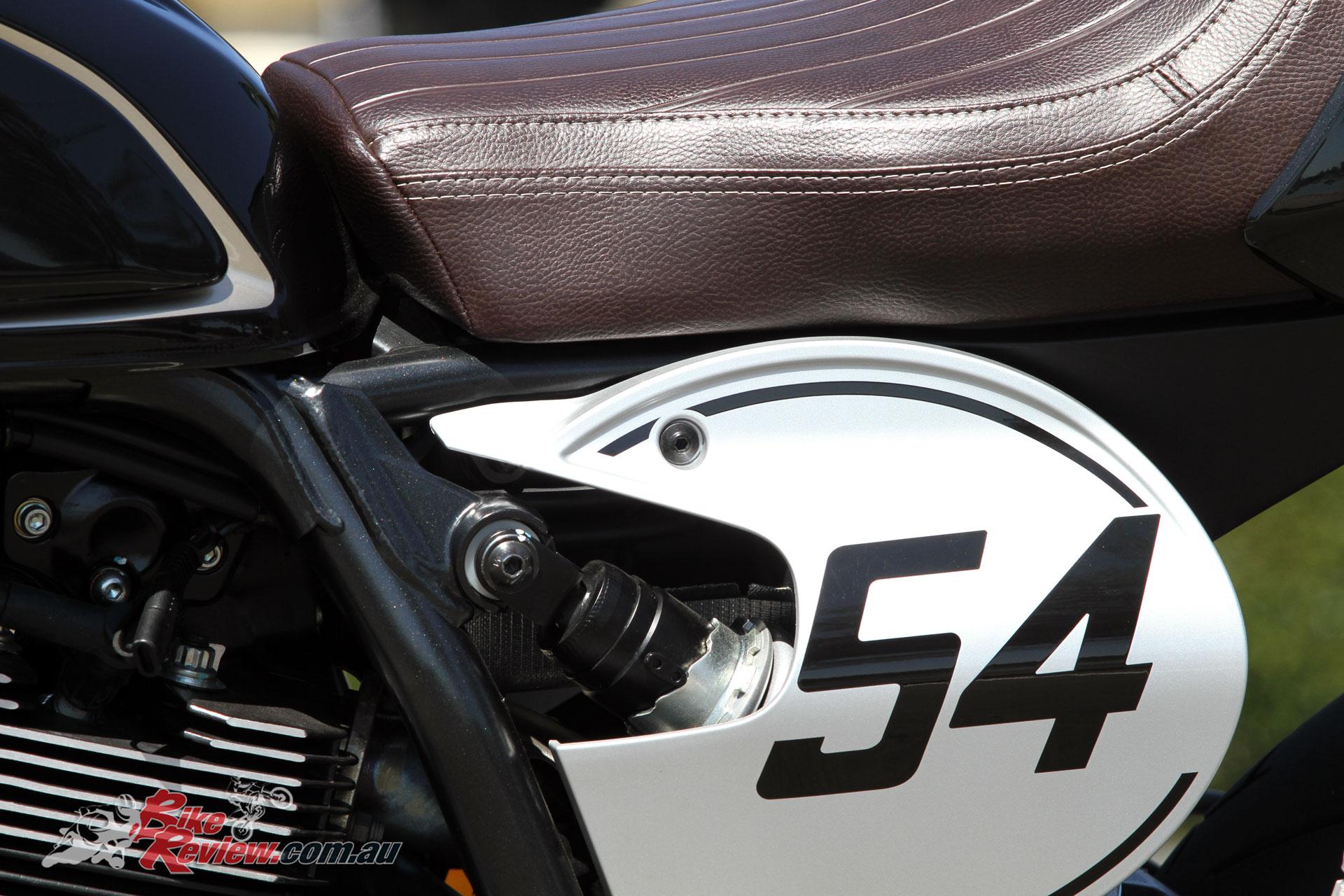 Review 2018 Ducati Scrambler Cafe Racer Bike Review