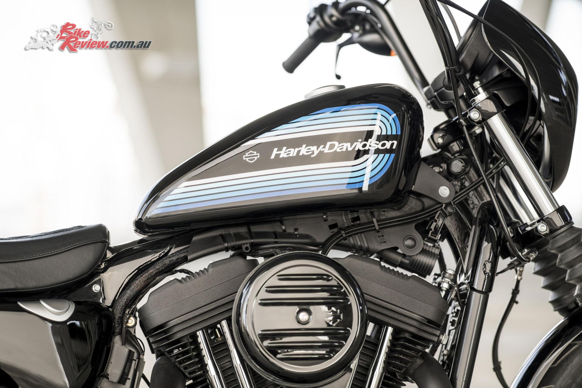 Harley Davidson Iron  Review