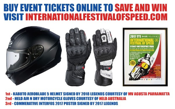 International Festival of Speed 2018