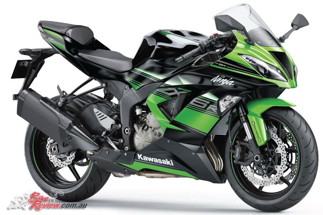 Kawasaki Zx R Review