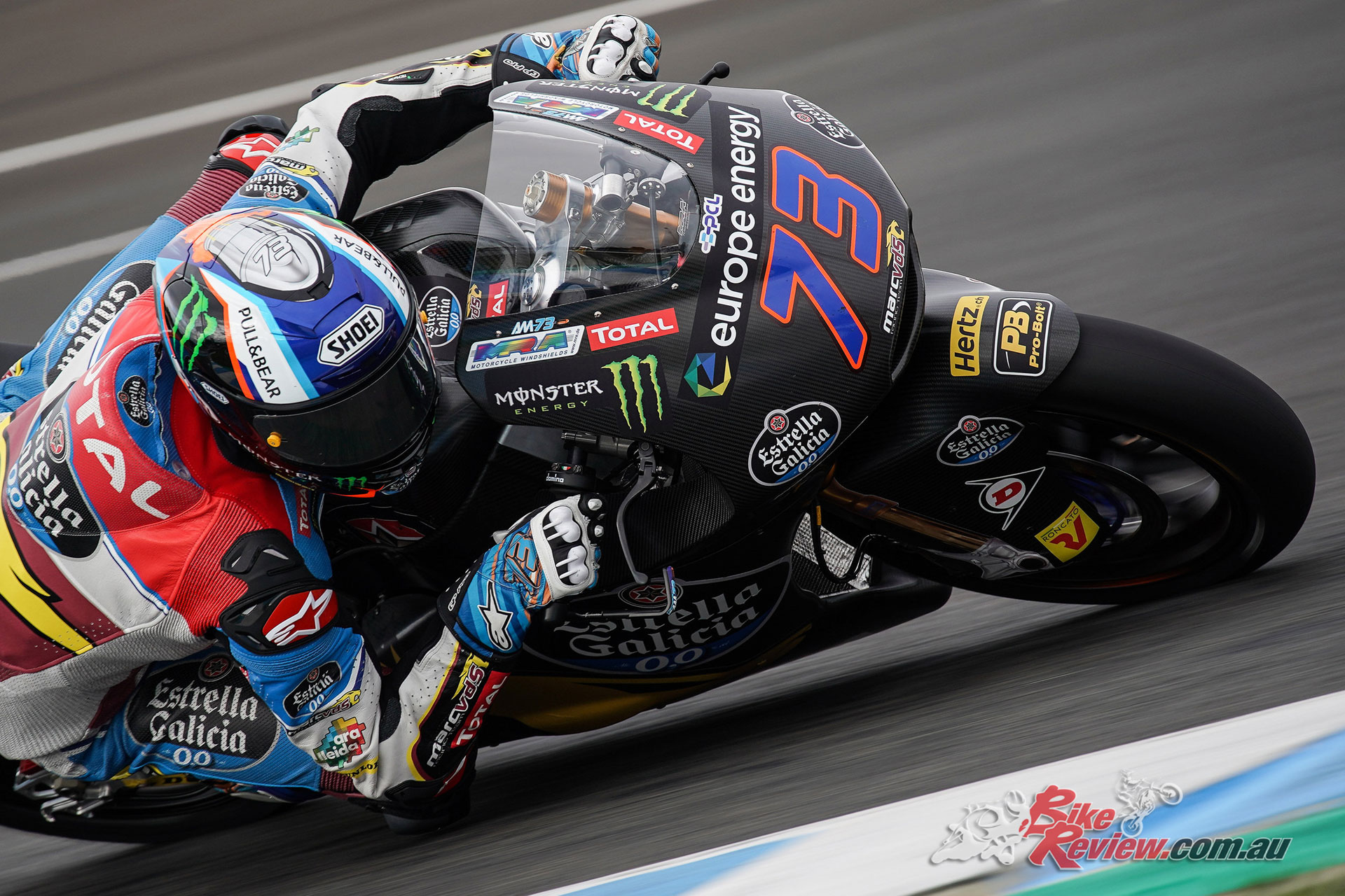 Alex Marquez on top in Moto2 as Arbolino reigns Moto3 - Bike Review