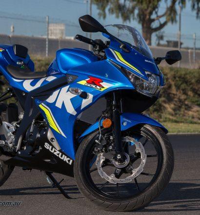2018 Suzuki GSX-R125 ABS - LAMS