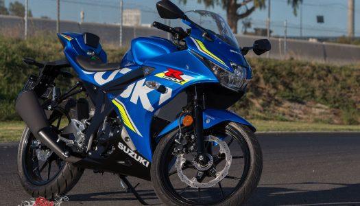 New Model: 2018 Suzuki GSX-S125 & GSX-R125