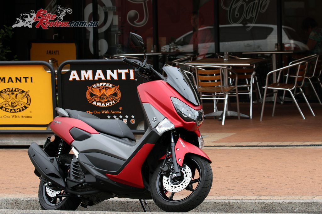 2018 Yamaha NMax 155