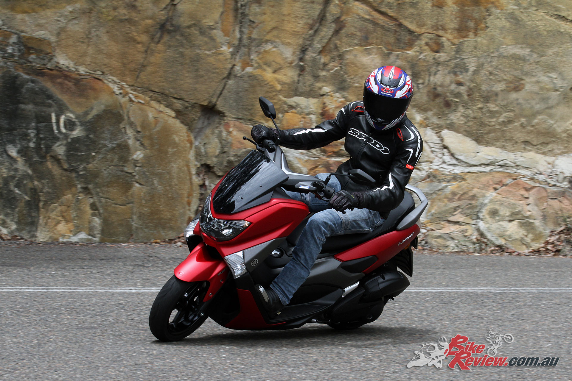 NMAX 2019: Video Review: 2018 Yamaha NMAX 155 Scooter