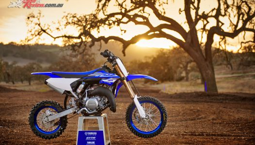 New Model: 2018 Yamaha YZ65