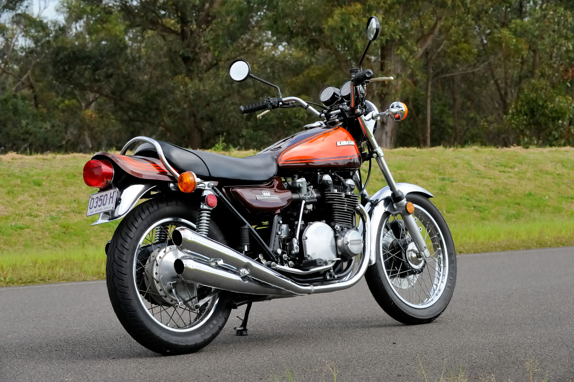Kawasaki Z Old