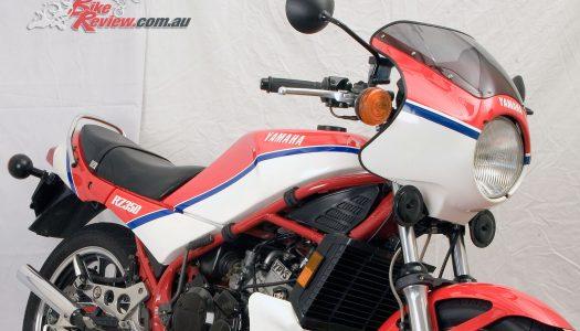 Used Bike: Yamaha RZ350