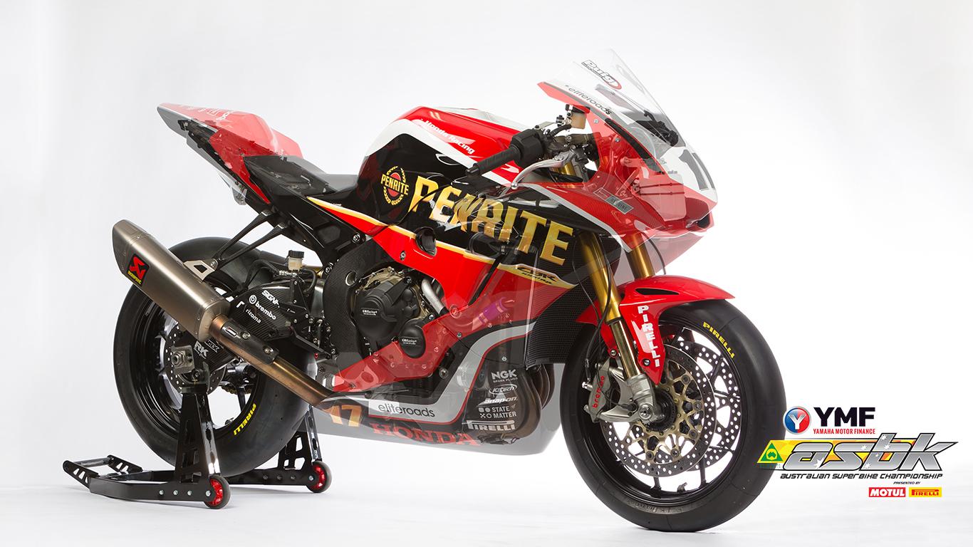 Penrite Honda - Image by TBG Sport