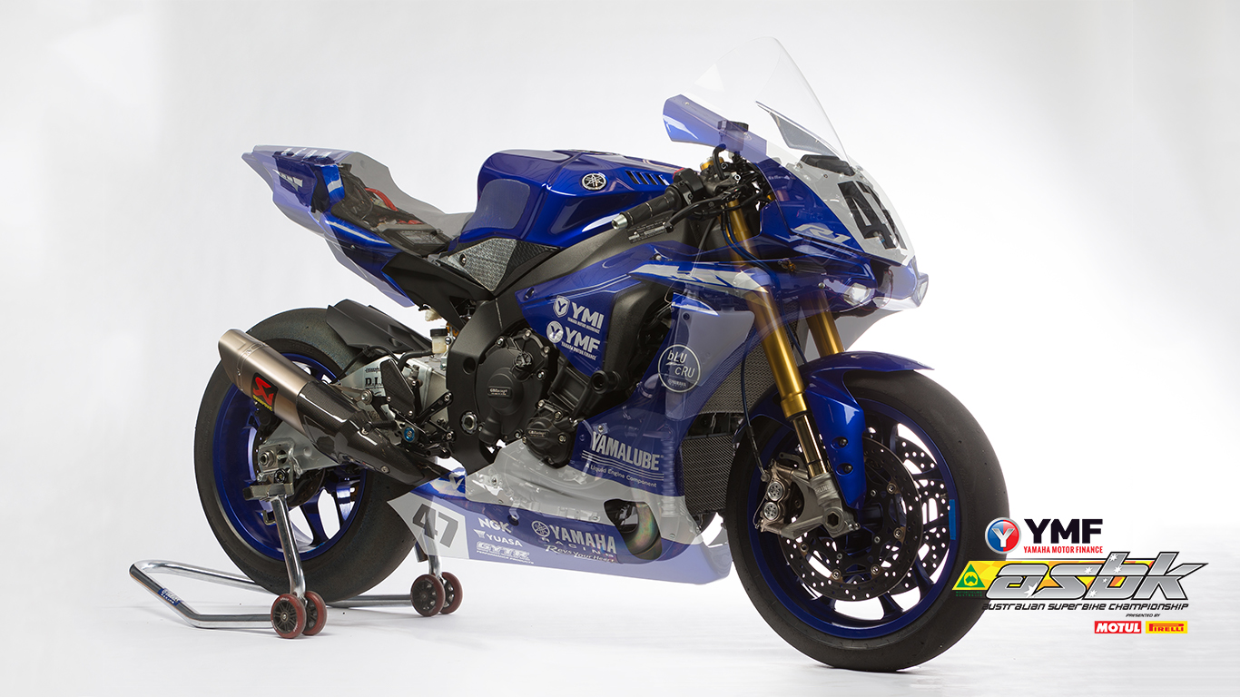 Asbk takes you behind the superbike fairings in 2018 for Yamaha racing team