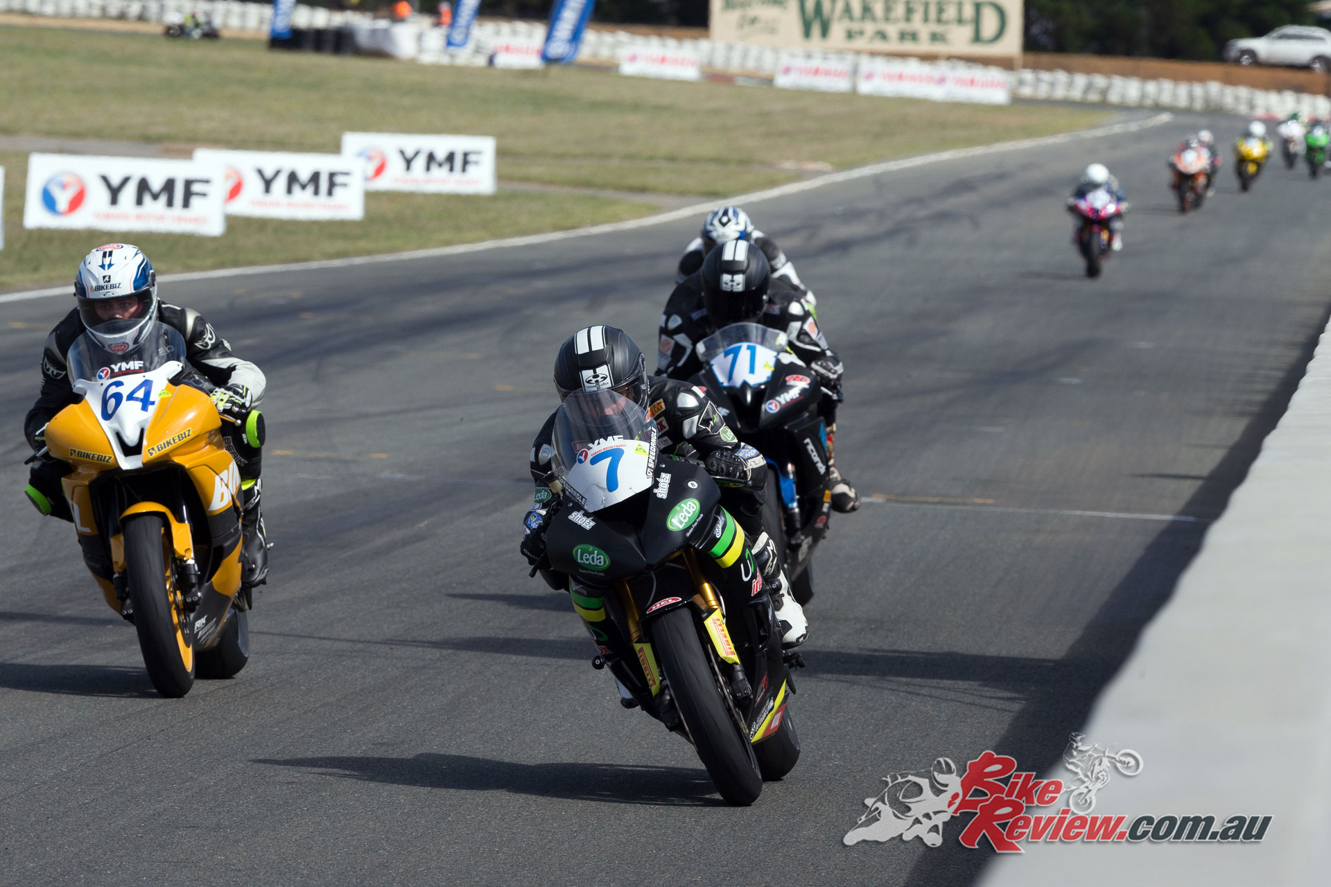 Six classes will battle it out over the weekend - Image by TBG Sport
