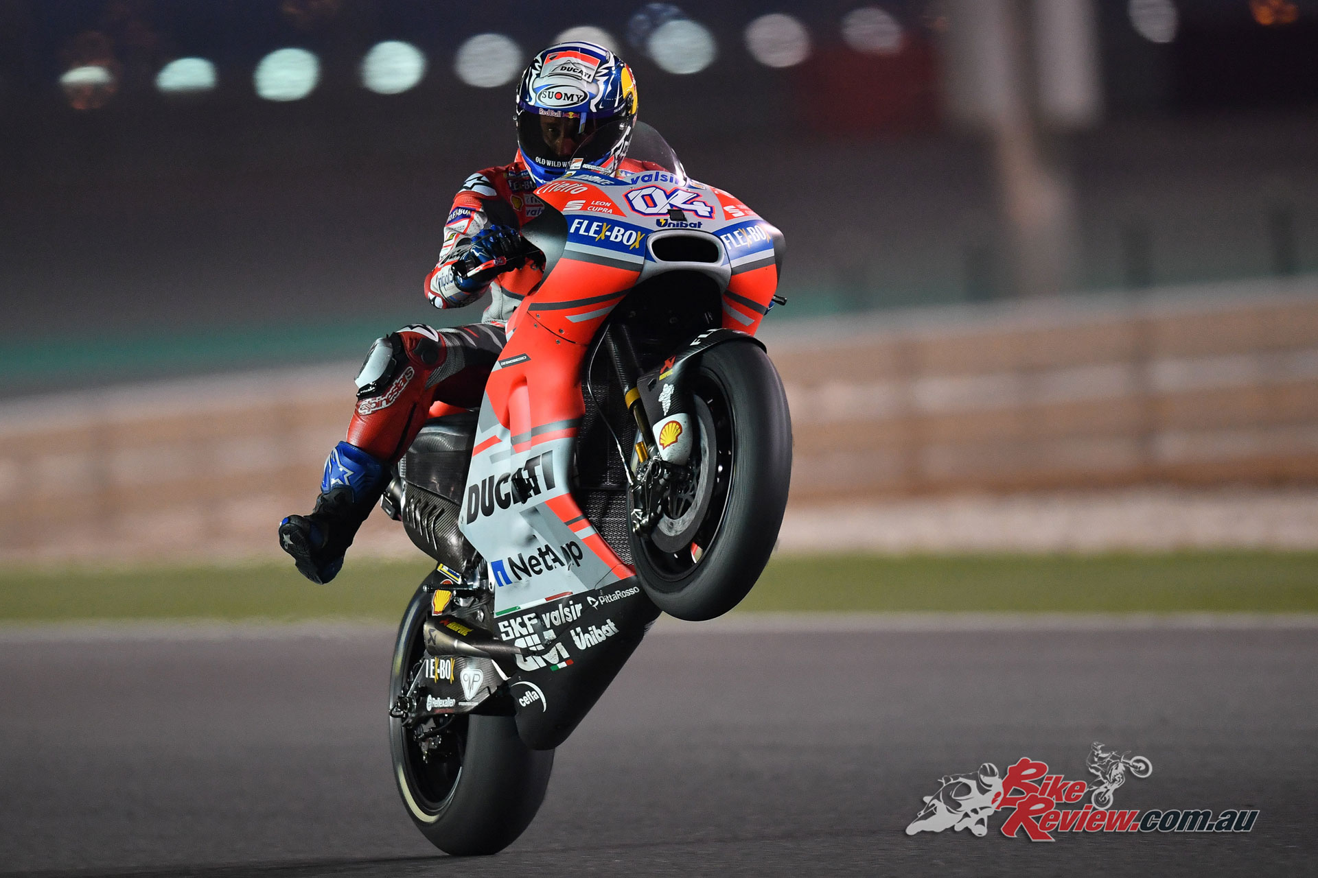 Battle commences in Qatar - MotoGP 2018 - Bike Review