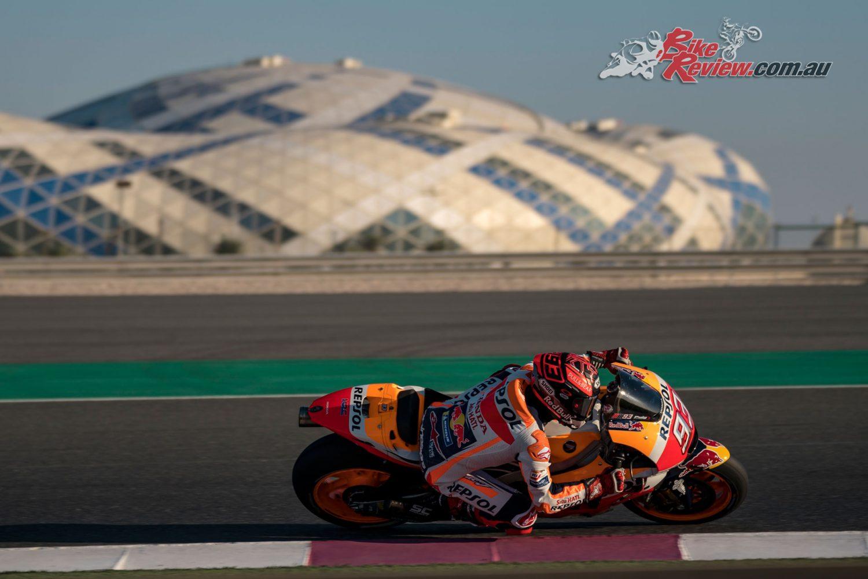 Battle commences in Qatar - MotoGP 2018 - Bike Review