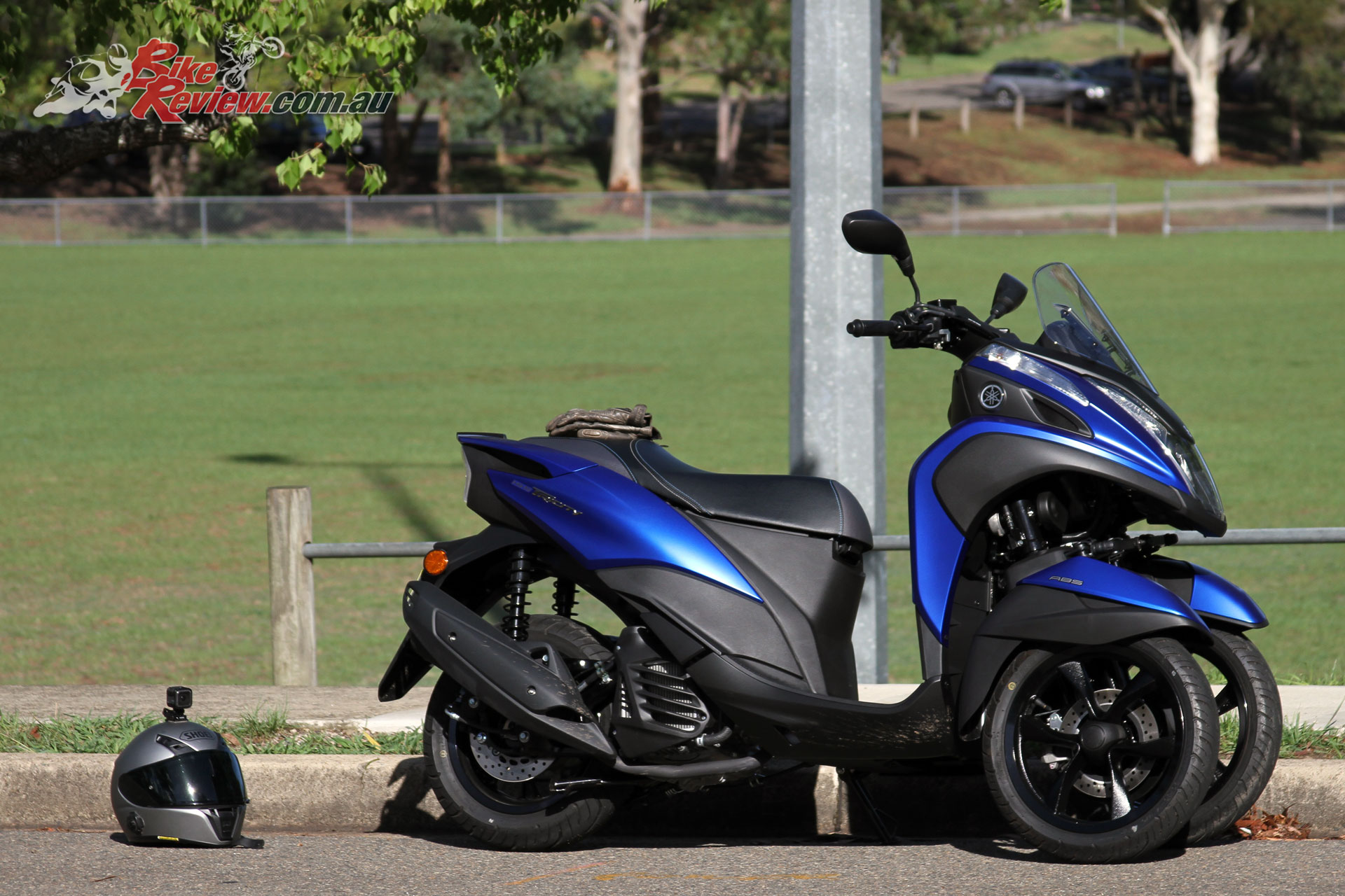 The Tricity 155 offers a good entry level option.
