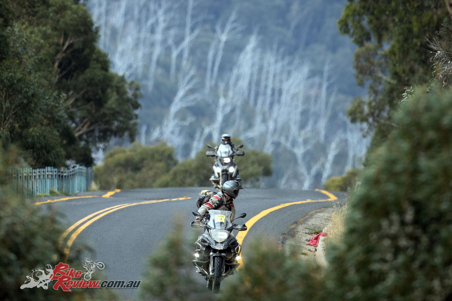 BMW 2018 GS Safari - Australian High Country - Bike Review