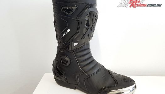 Review: Spidi Xpd XP3-S Carbon Boot
