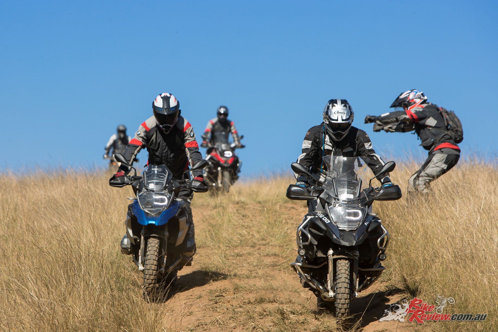 BMW Off Road Training & GS Tours announced