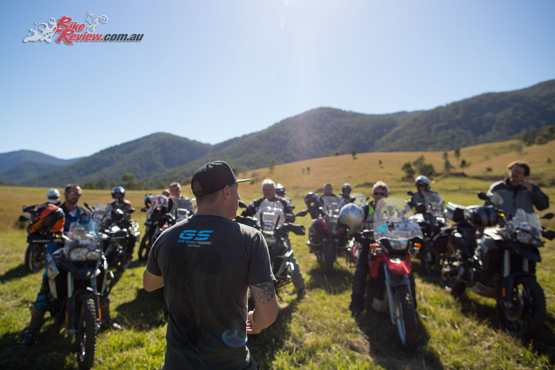 BMW Motorrad Off Road Training and GS Tours for 2018 announced