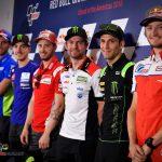 Top MotoGP riders talk ahead of COTA, Texas