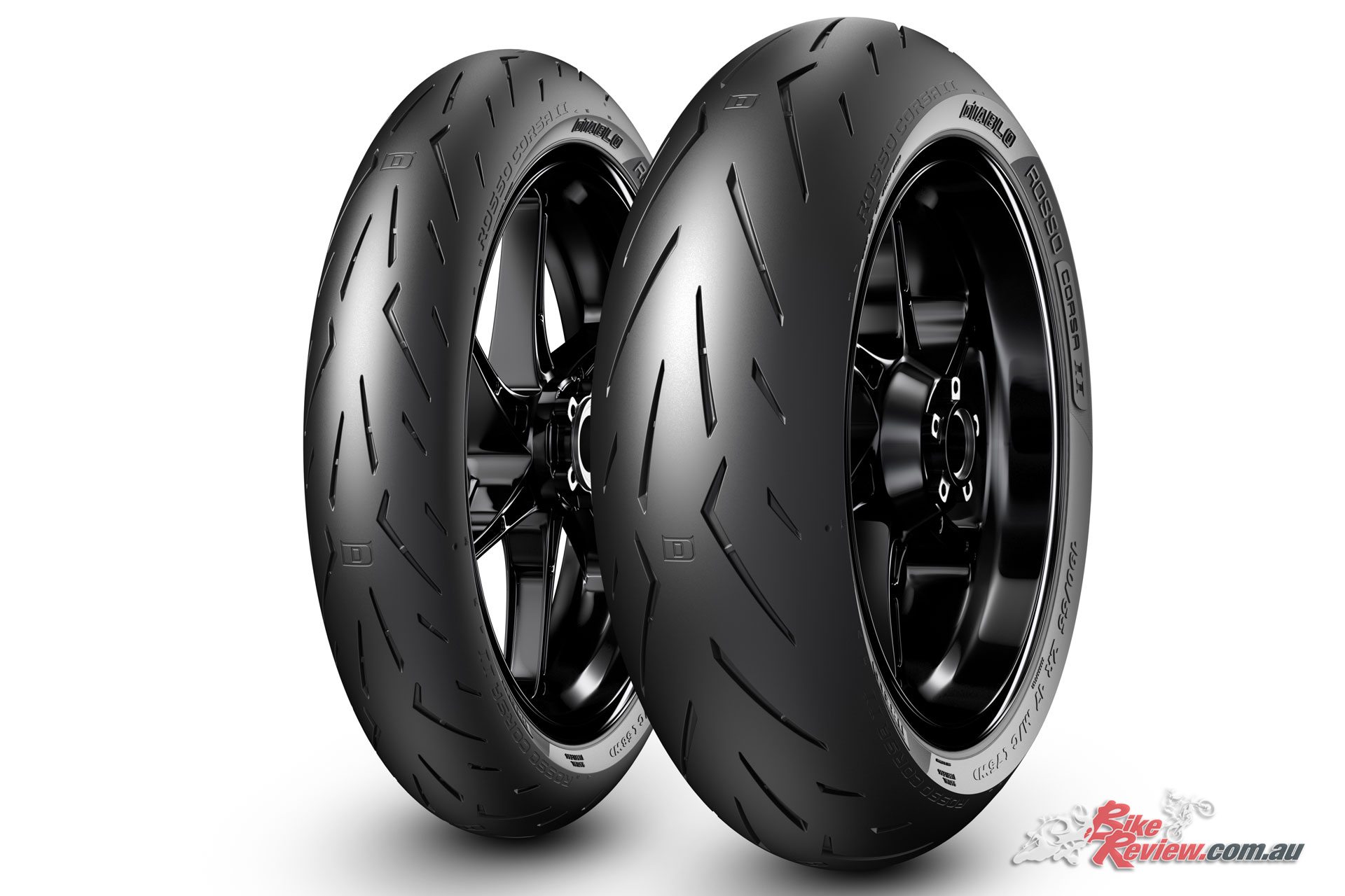 The Pirelli Diablo Rosso II builds on the original tyres performance, with some dramatic gains