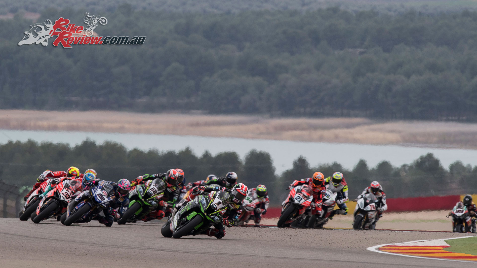 WorldSBK Race 1 - Superbikes - Image by Geebee Images