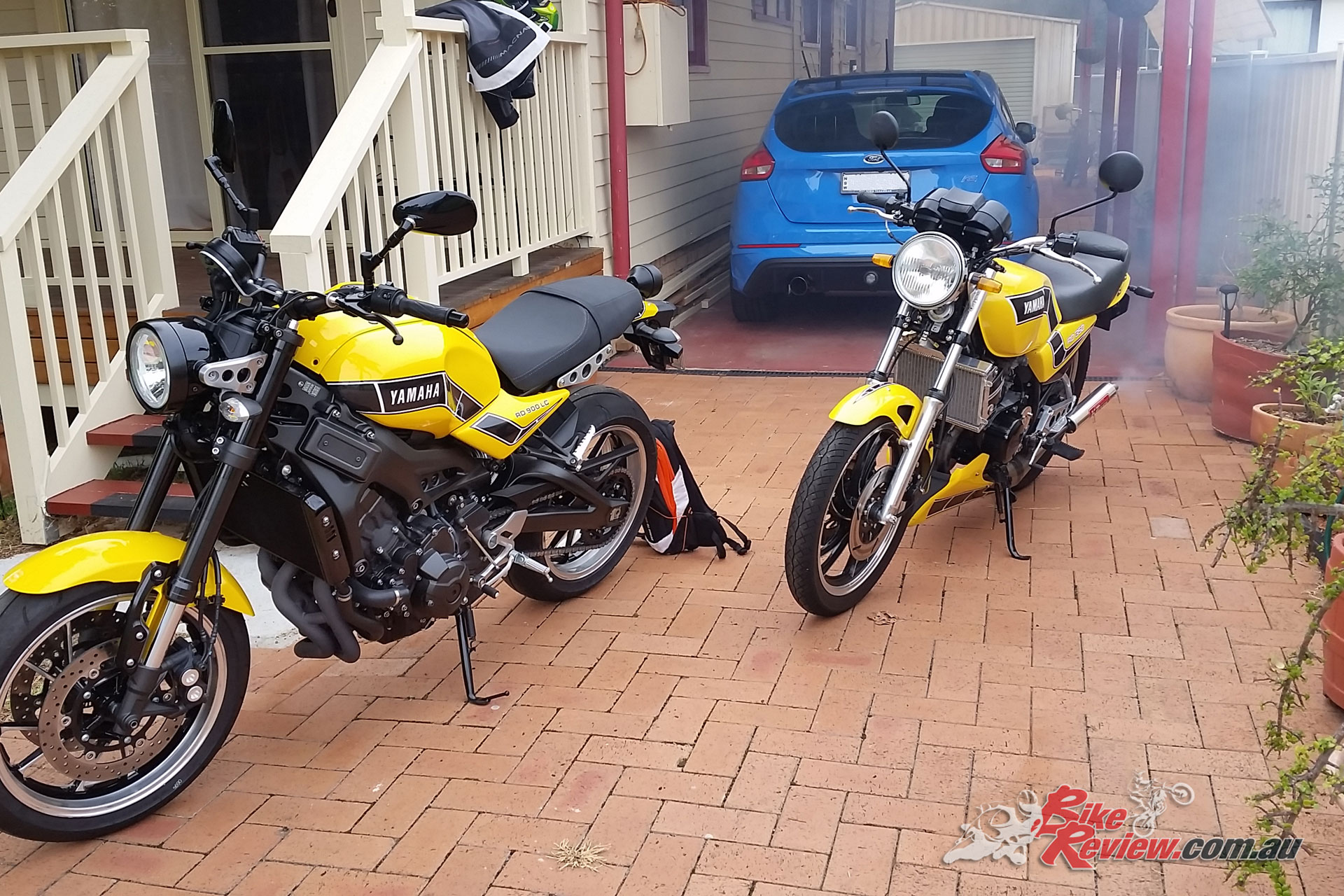 As a classic two-stroke owner, they aren't the most practical option, in particular for an everyday ride!