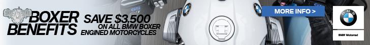 BMW Boxer Benefits Heritage