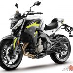 CFMoto 650NK TT ABS Plate Clearance on now