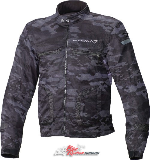 Macna Command Plus Jacket