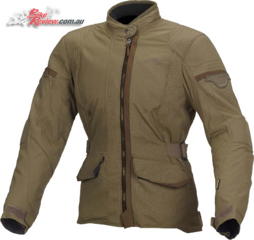 Macna Ladies Shine Jacket