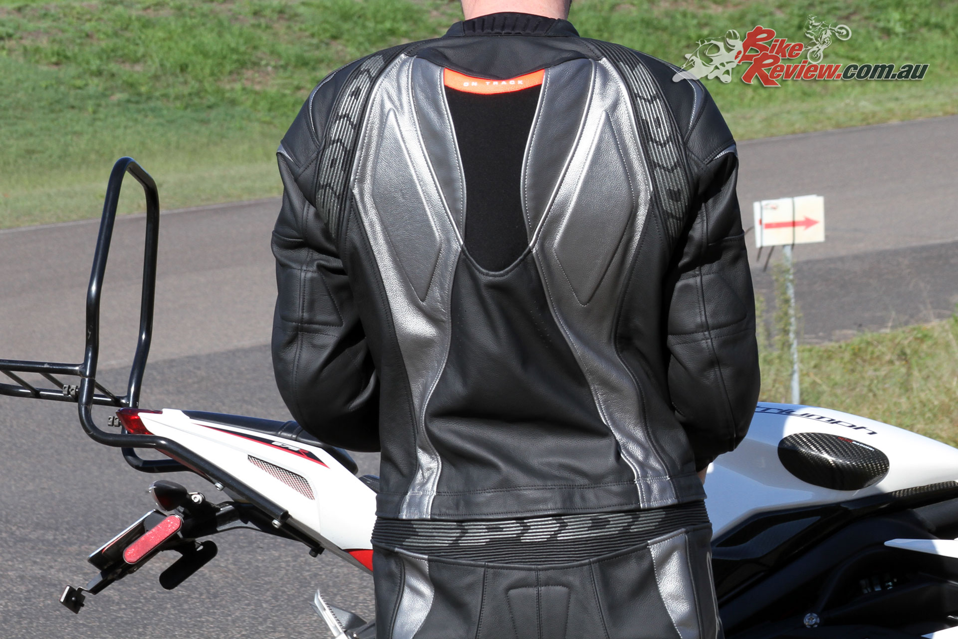 The Spidi Supersport Touring suit offers all day comfort