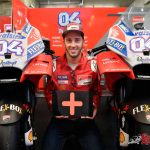 Dovizioso signs two-year agreement with Ducati Team