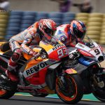 Marquez equals Stoner's record – Miller 4th at Le Mans