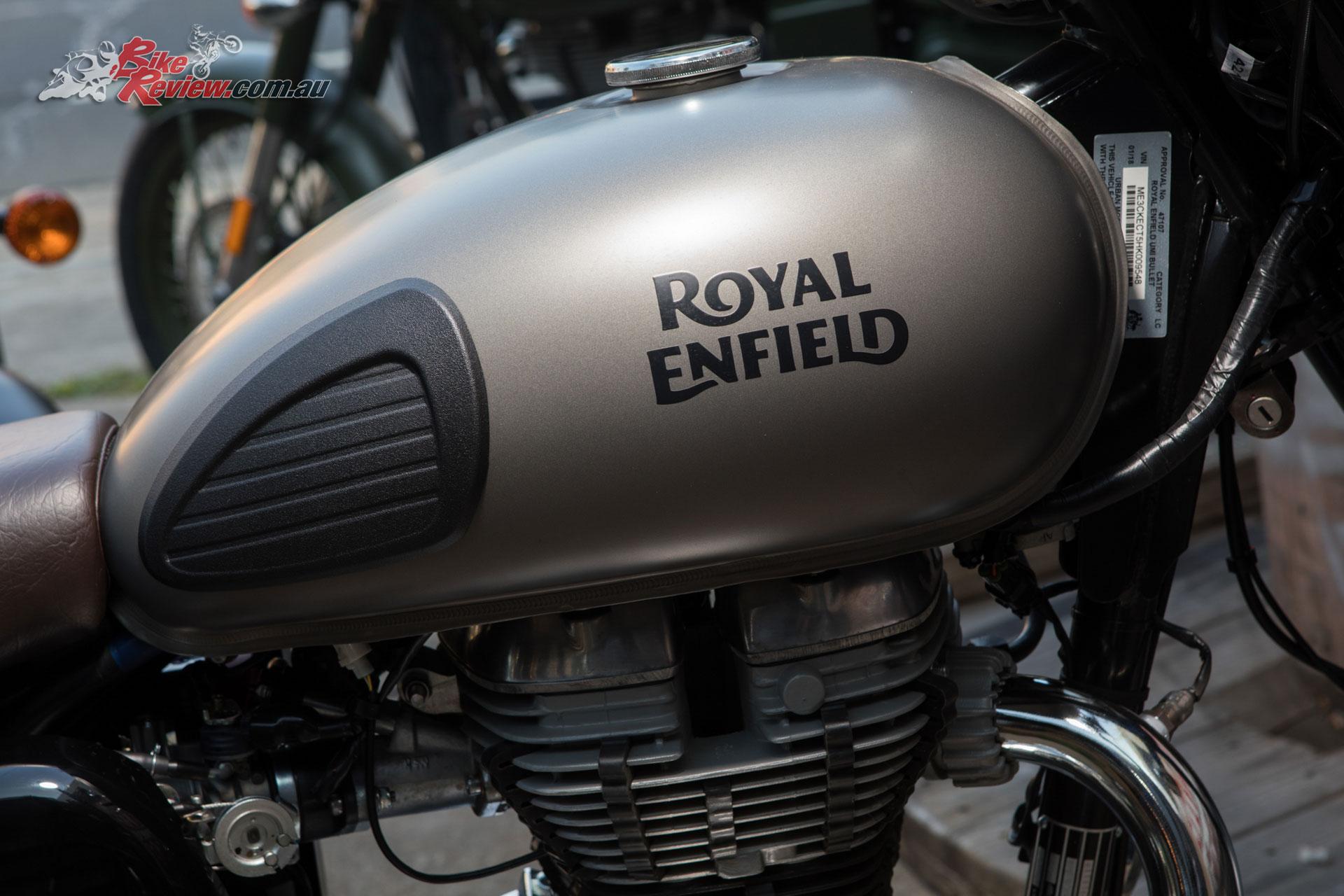 2018 Royal Enfield Classic 500