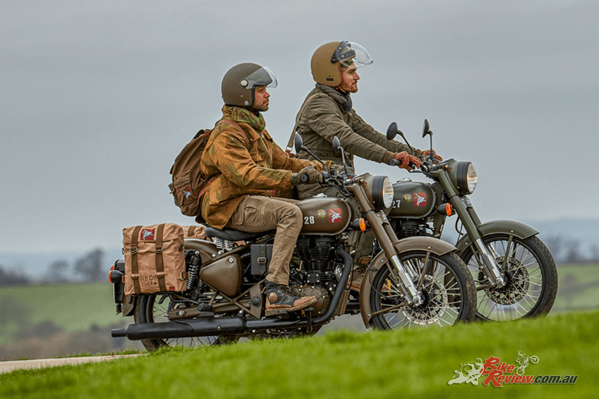 Royal Enfield Classic 500 Pegasus Edition surfaces