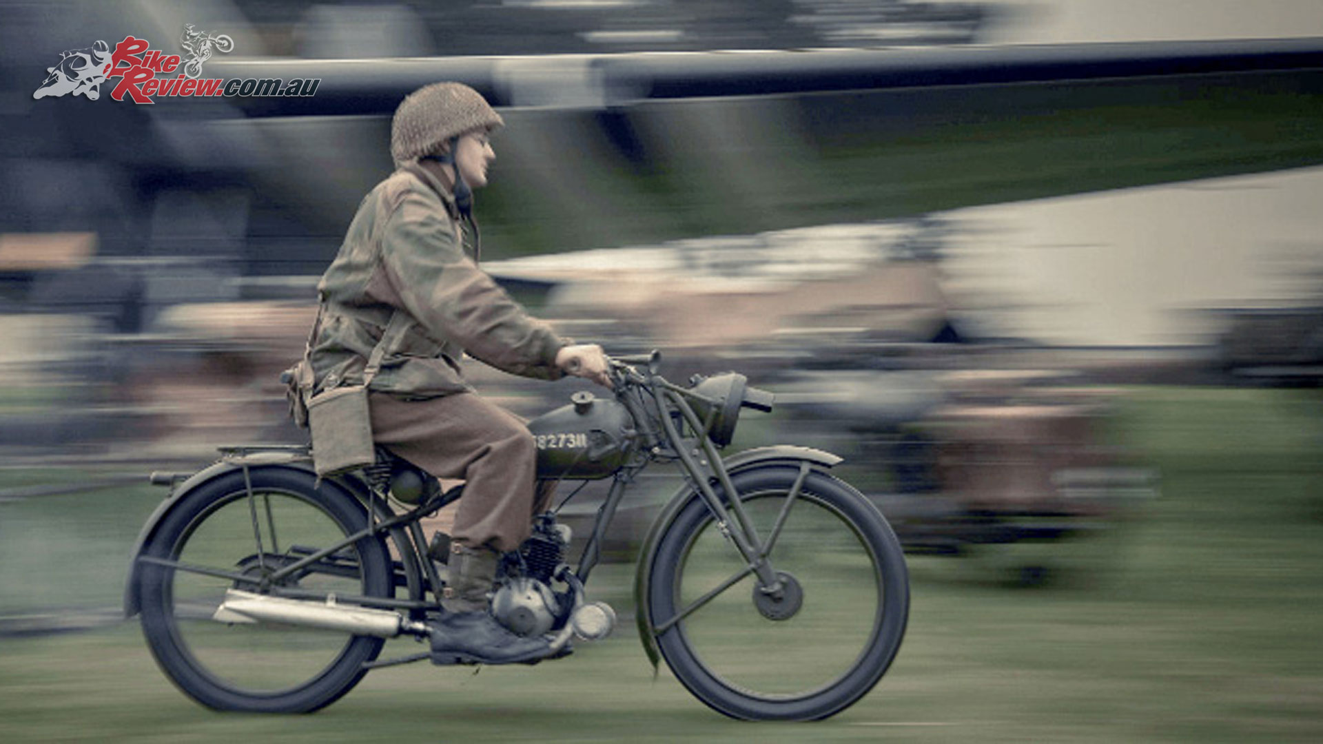 Inspiration for the Royal Enfield Classic 500 Pegasus Edition surfaces