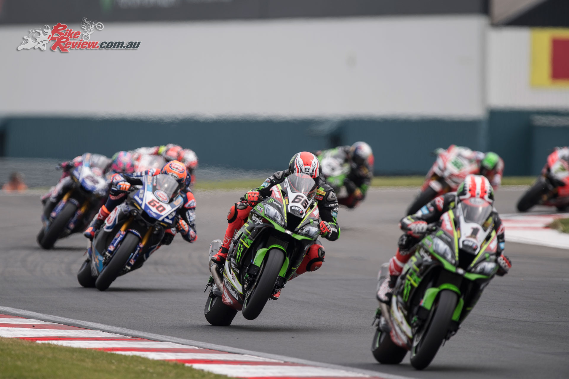 Sykes in the lead